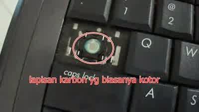 Memperbaiki keyboar laptop yang Rusak