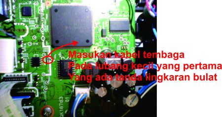 boad printer mp 287